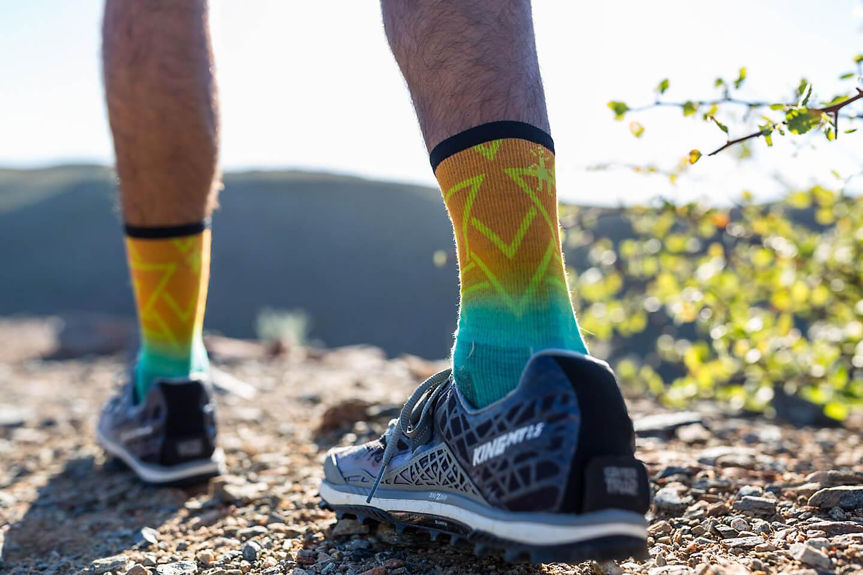 Chaussettes de course à pied