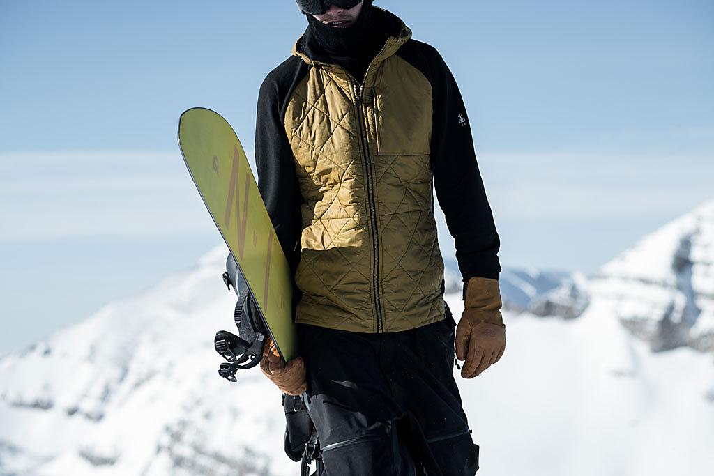 Smartwool Snowboarding