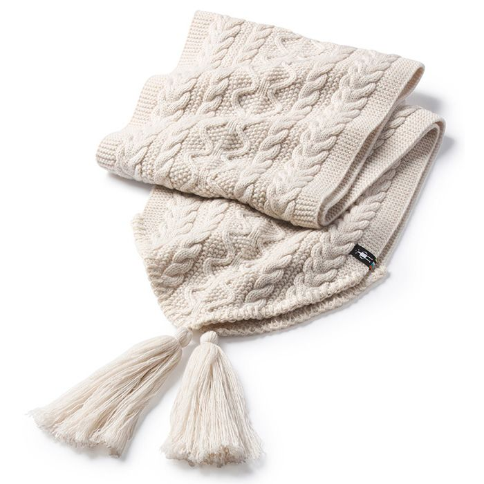 Bunny Slope Scarf