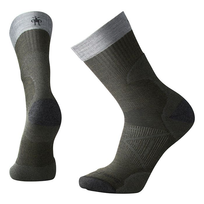 PhD® Pro Outdoor Light Crew Socks