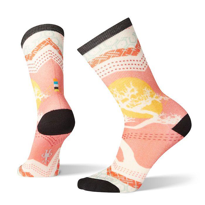 Women's Curated Bonsai Graphic Crew Socks