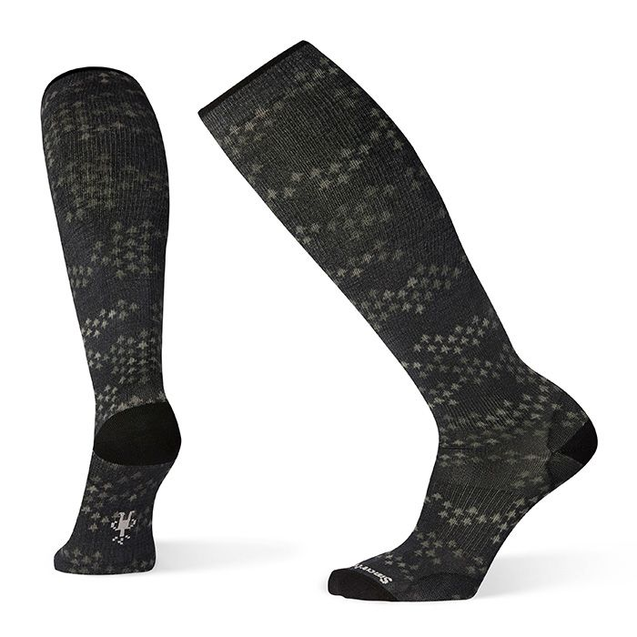 Men's Compression Making Tracks Print OTC Socks