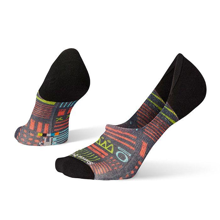 Men's Curated Block Type No Show Socks
