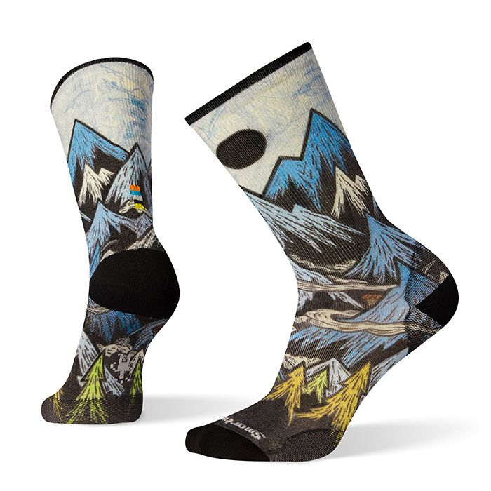 Chaussette Curated Mountain Ventures pour hommes
