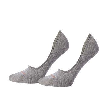 Chaussette discrète Secret Sleuth pour femmes - emballage de 2 paires
