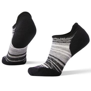 Women's PhD® Run Light Elite Striped Micro Socks