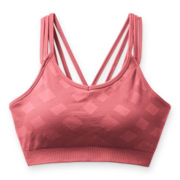 Women's Seamless Strappy Bra