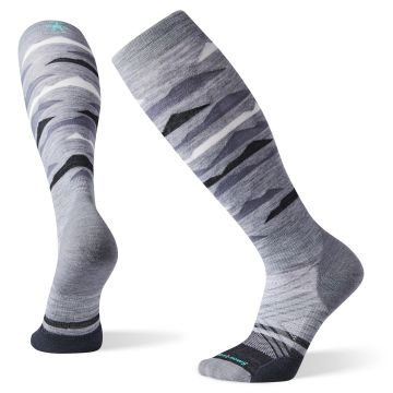 Ski Targeted Cushion Pattern OTC Socks