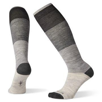 Women's Everyday Compression Color Block OTC Socks