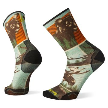 Chaussette imprimée  PhD® Outdoor Ultra Light Big Game