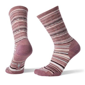 Women's Ethno Graphic Crew Socks