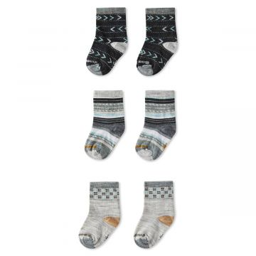 Toddler Trio Socks