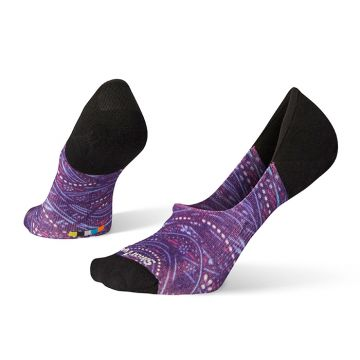 Chaussette discrète Curated Shiro Swirl pour femmes