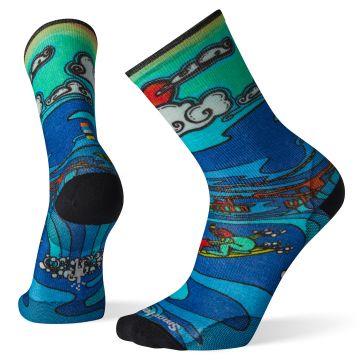 Men's Curated Lift Service Crew Socks