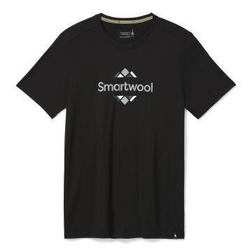 Men's Merino Sport 150 Smartwool Logo Graphic Tee
