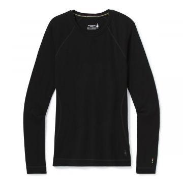 Vêtement de base à encolure ronde Merino250 pour femmes