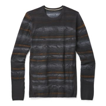 Men's Intraknit Merino 200 Pattern Crew