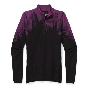 Women's Intraknit Merino 200 Pattern 1/4 Zip