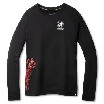 Women's Merino Sport 150 Grateful Dead Long Sleeve