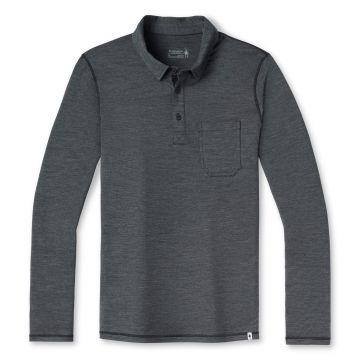 Men's Merino Sport 150 Long Sleeve Polo