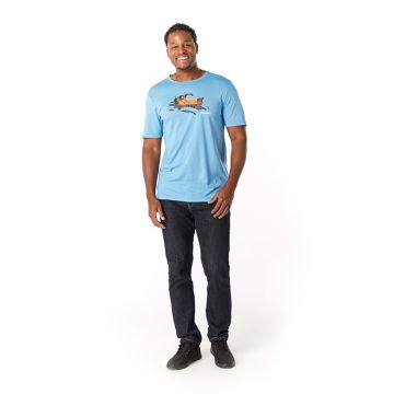 Men's Merino Sport 150 Winter Workhorse Tee
