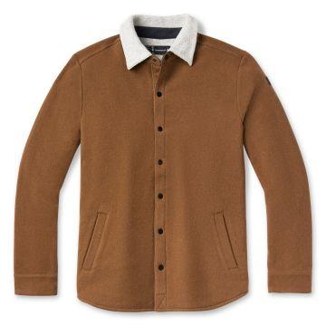 Manteau-chemise en sherpa Anchor Line pour hommes