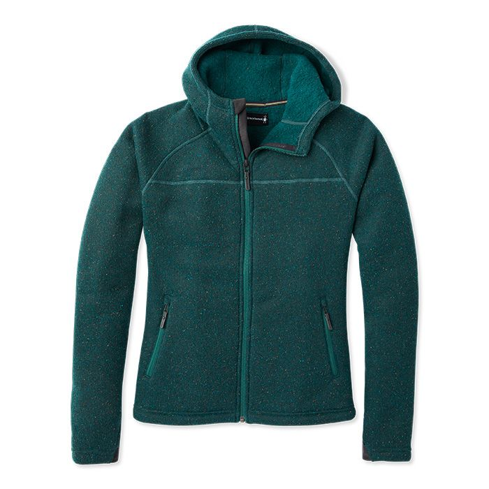 Women's Hudson Trail Full Zip Fleece Sweater