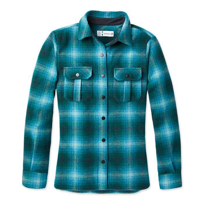 Women's Anchor Line Shirt Jacket