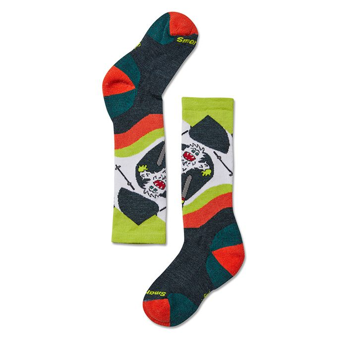 Kids' Wintersport Yo Yetti Socks