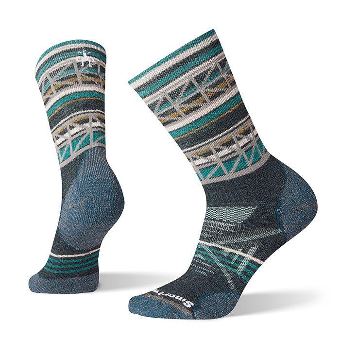 Women's PhD® Outdoor Medium Pattern Crew Socks