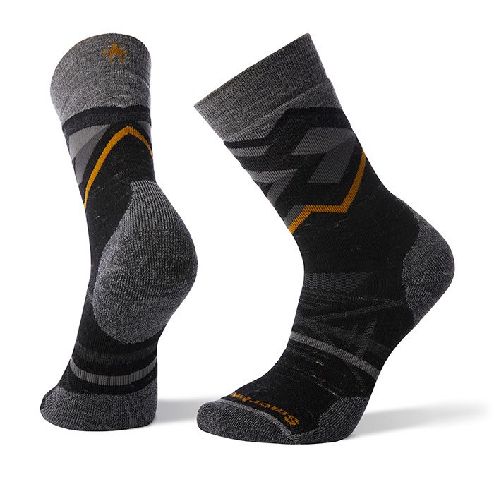 PhD® Outdoor Medium Pattern Crew Socks
