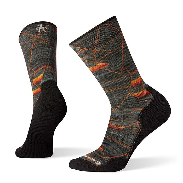 PhD® Outdoor Light Margarita Mash-Up Print Crew Socks