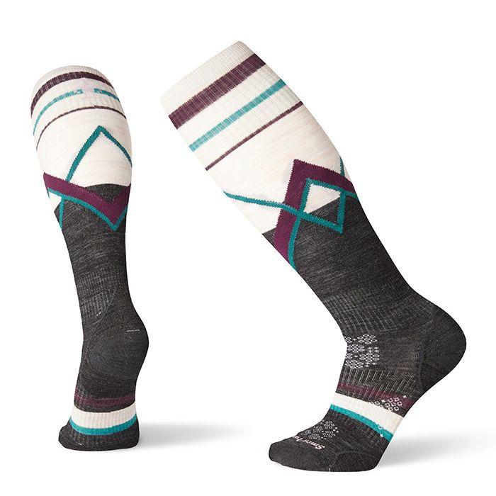 Women's PhD® Ski Ultra Light Pattern Socks