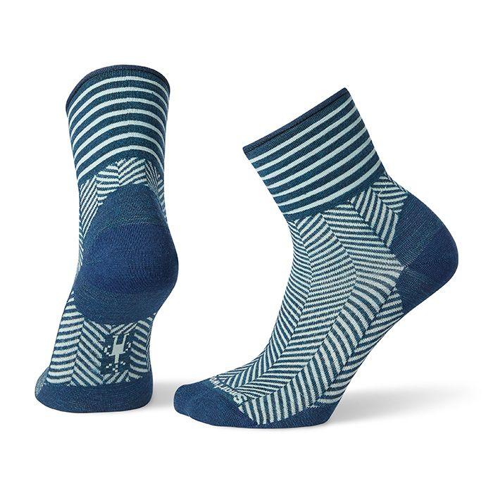 Women's Herringbone Mini Boot Socks