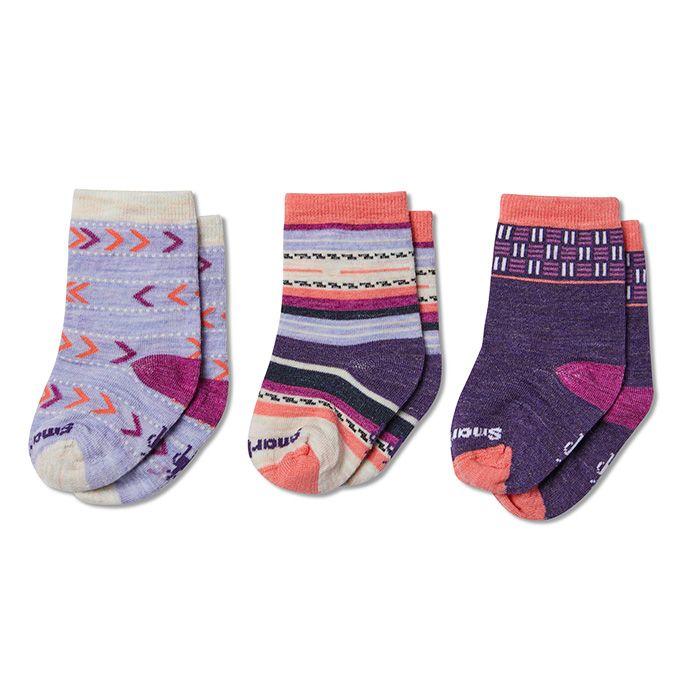 Toddler Trio Socks