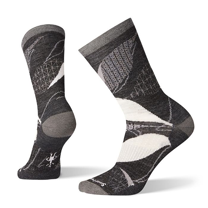 Women's Kimono Leaf Crew Socks