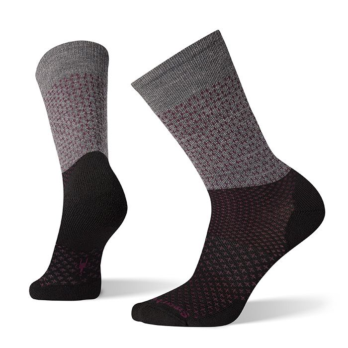 Men's Premium Tick Stitch Crew Socks