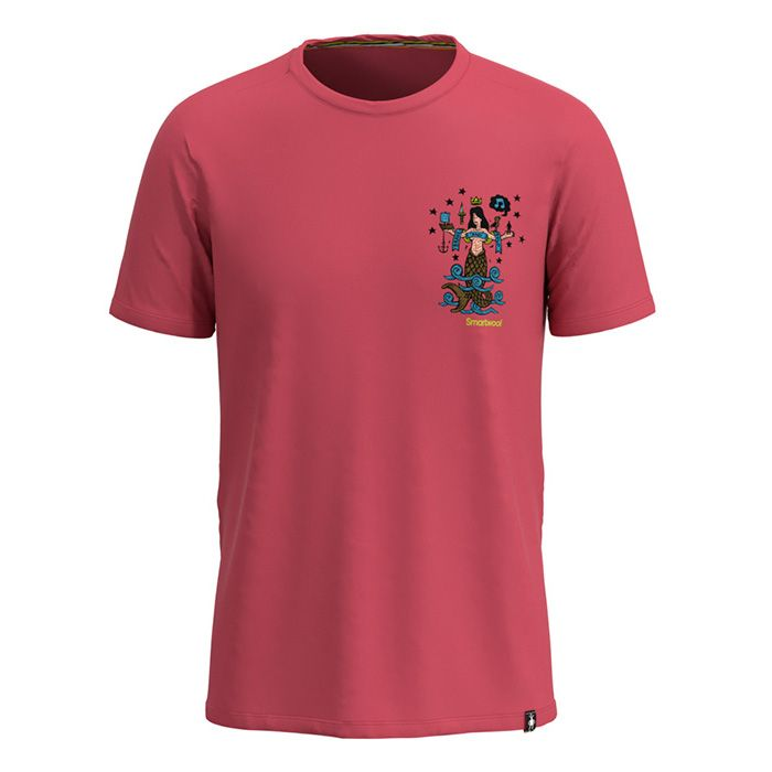 Men's Merino Sport 150 Daughters of the Sea Tee