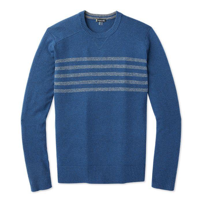 Men's Sparwood Pattern Crew Sweater