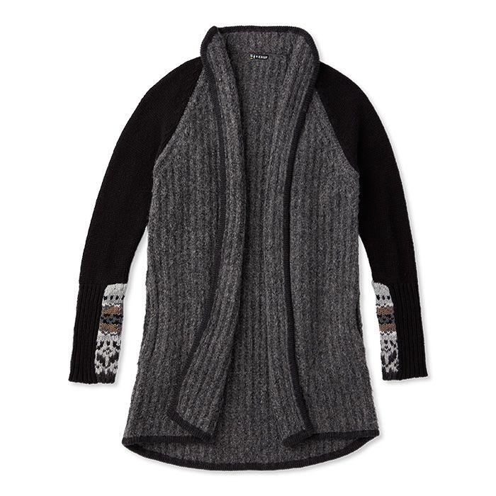 Women's CHUP Speren Wrap Sweater