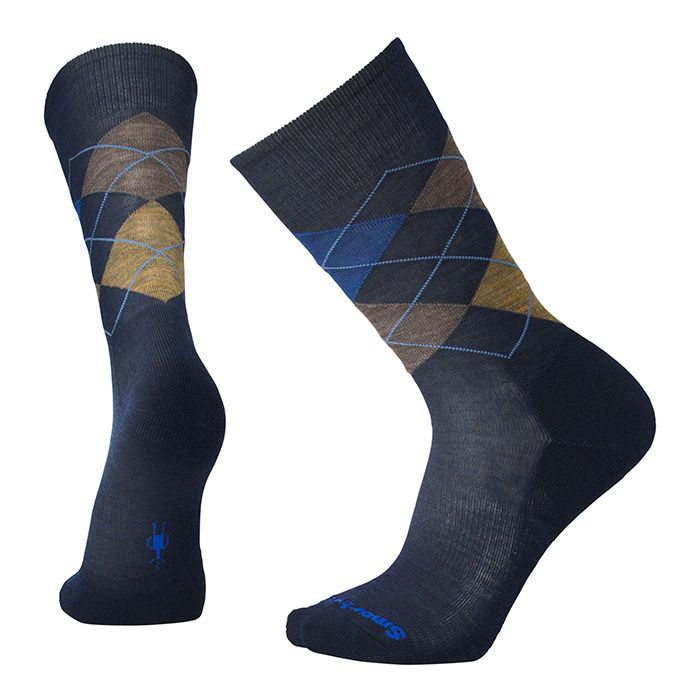 Men's Diamond Jim Crew Socks