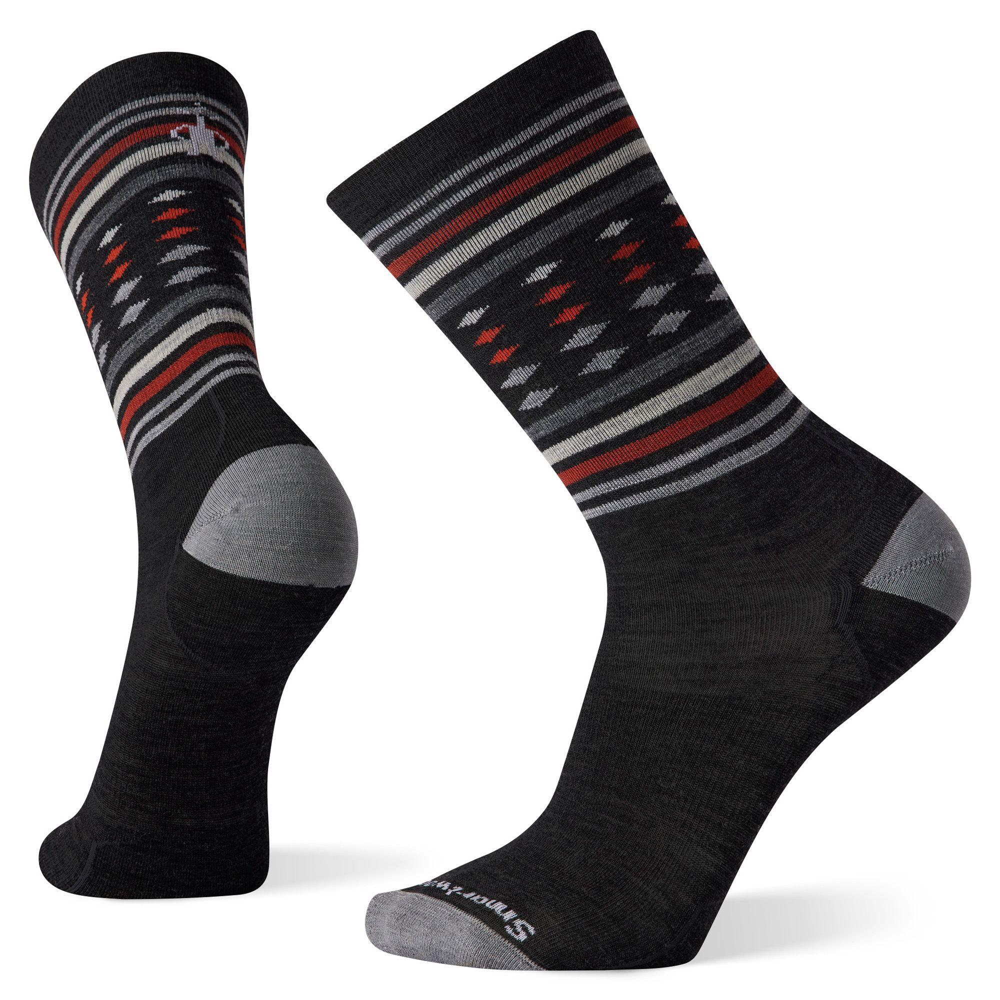 Everyday Classic Stripe Crew Socks