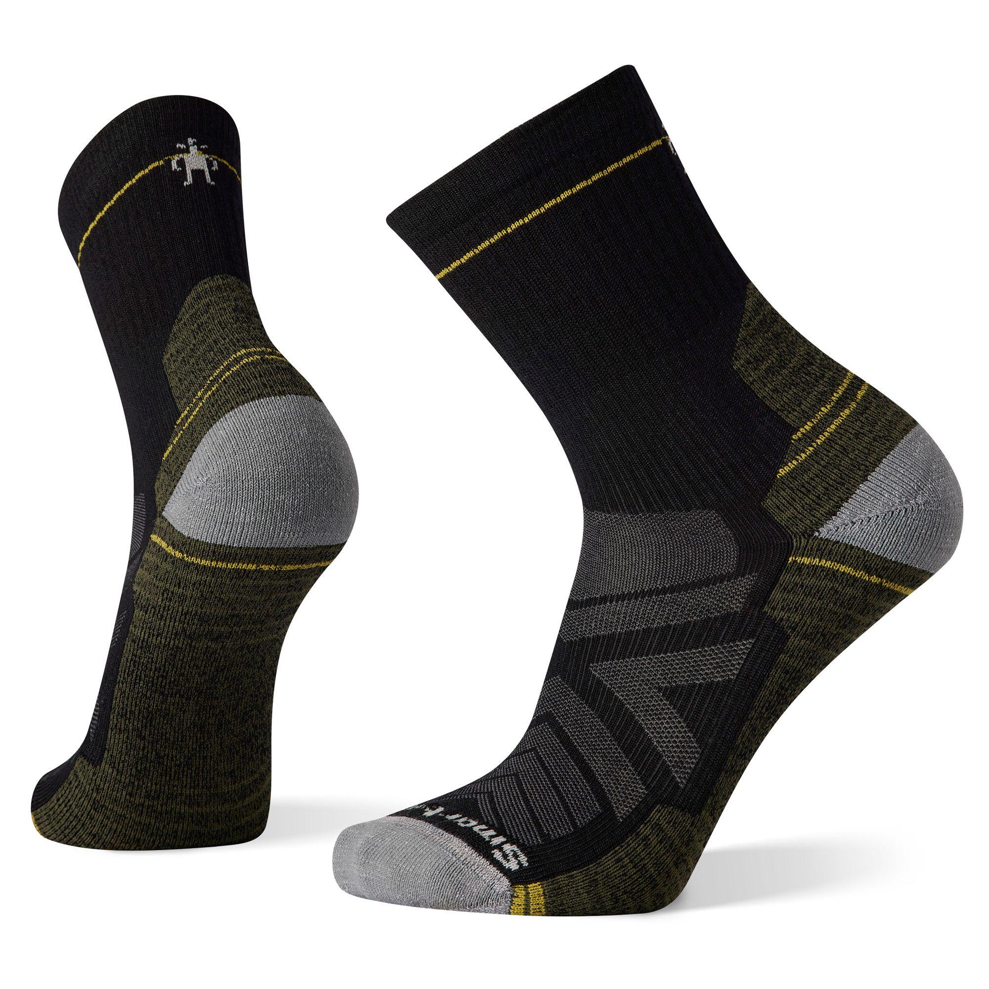 Hike Light Cushion Mid Crew Socks