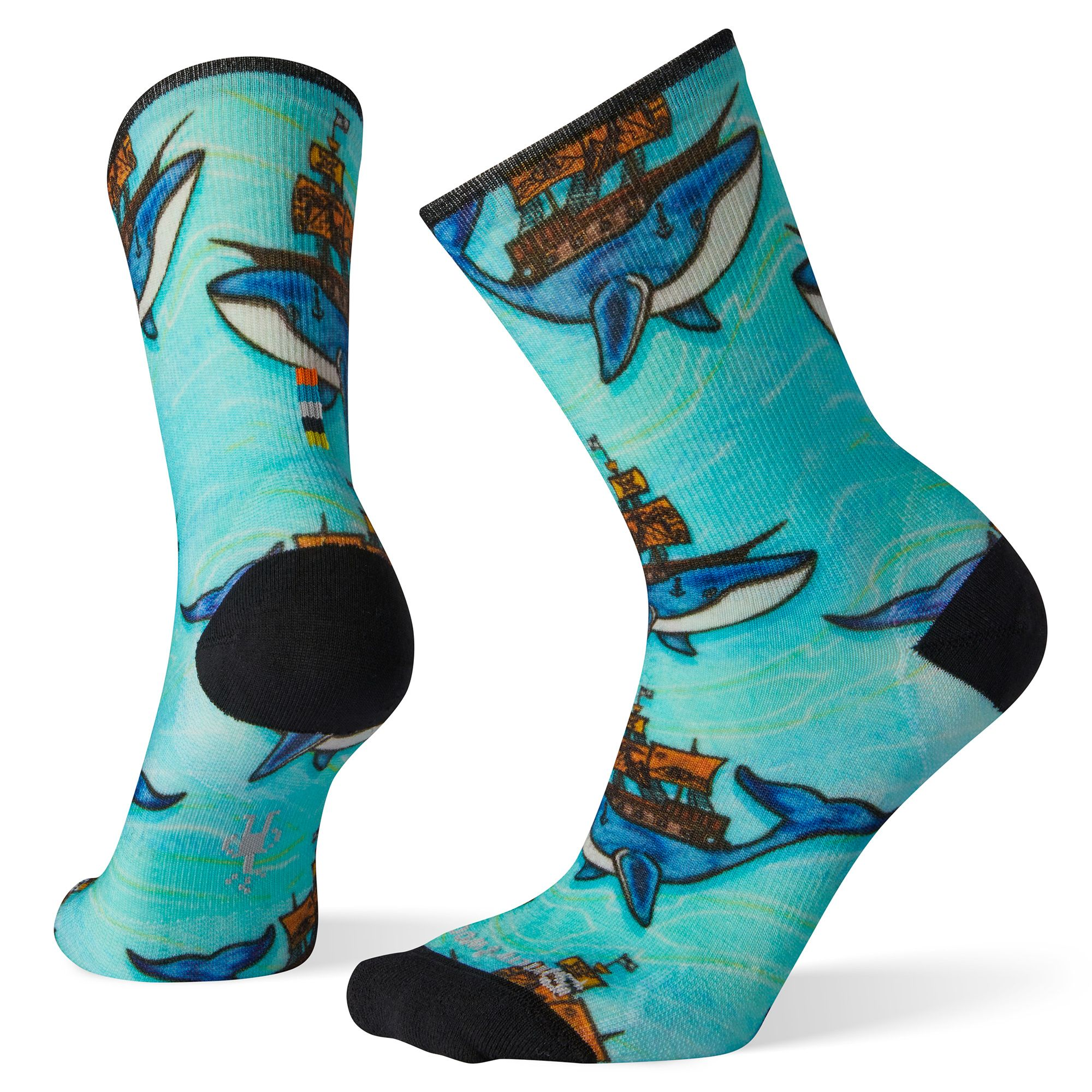 Chaussette Curated Mitas Whale pour femmes
