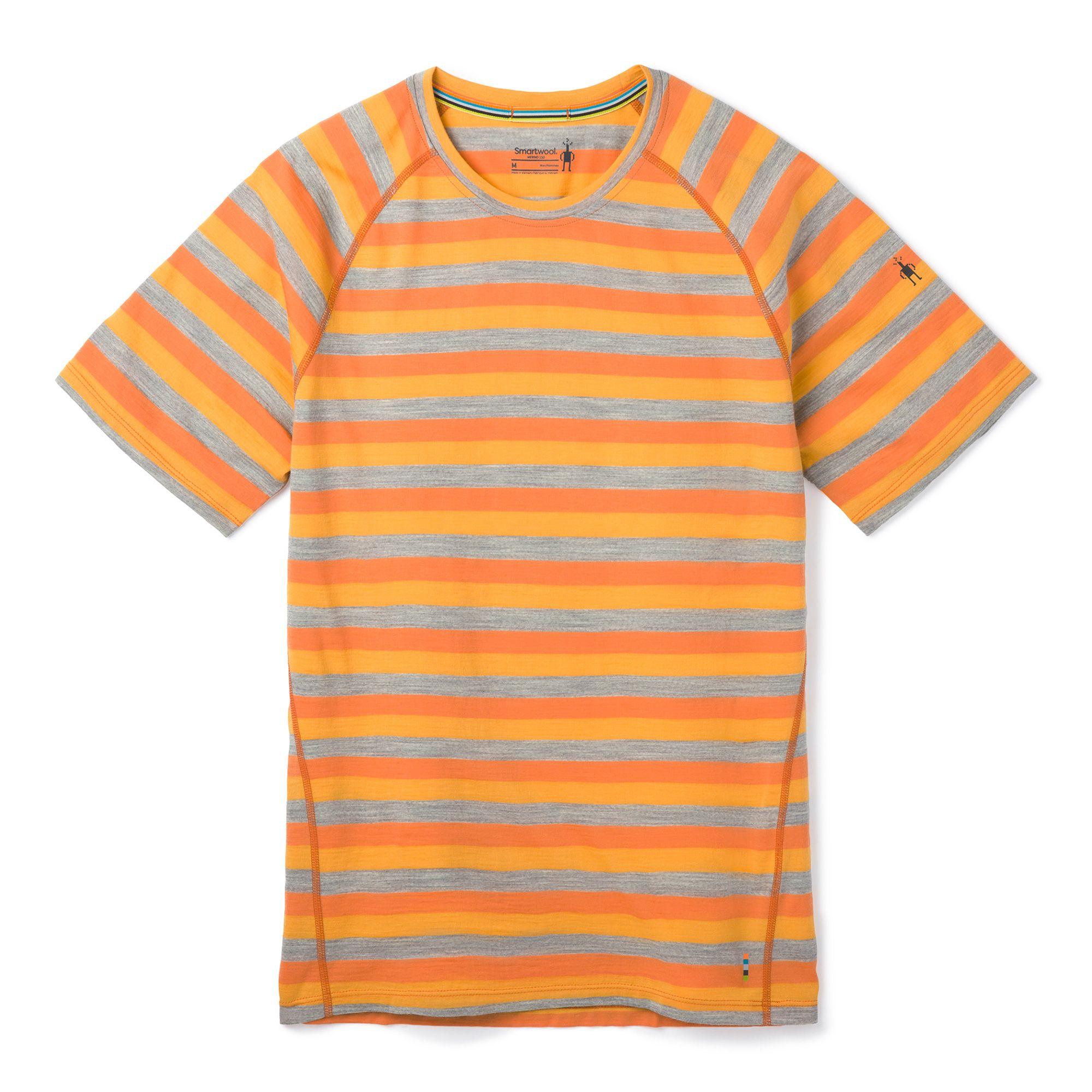 Vêtement de base à manches courtes Merino 150 pour hommes