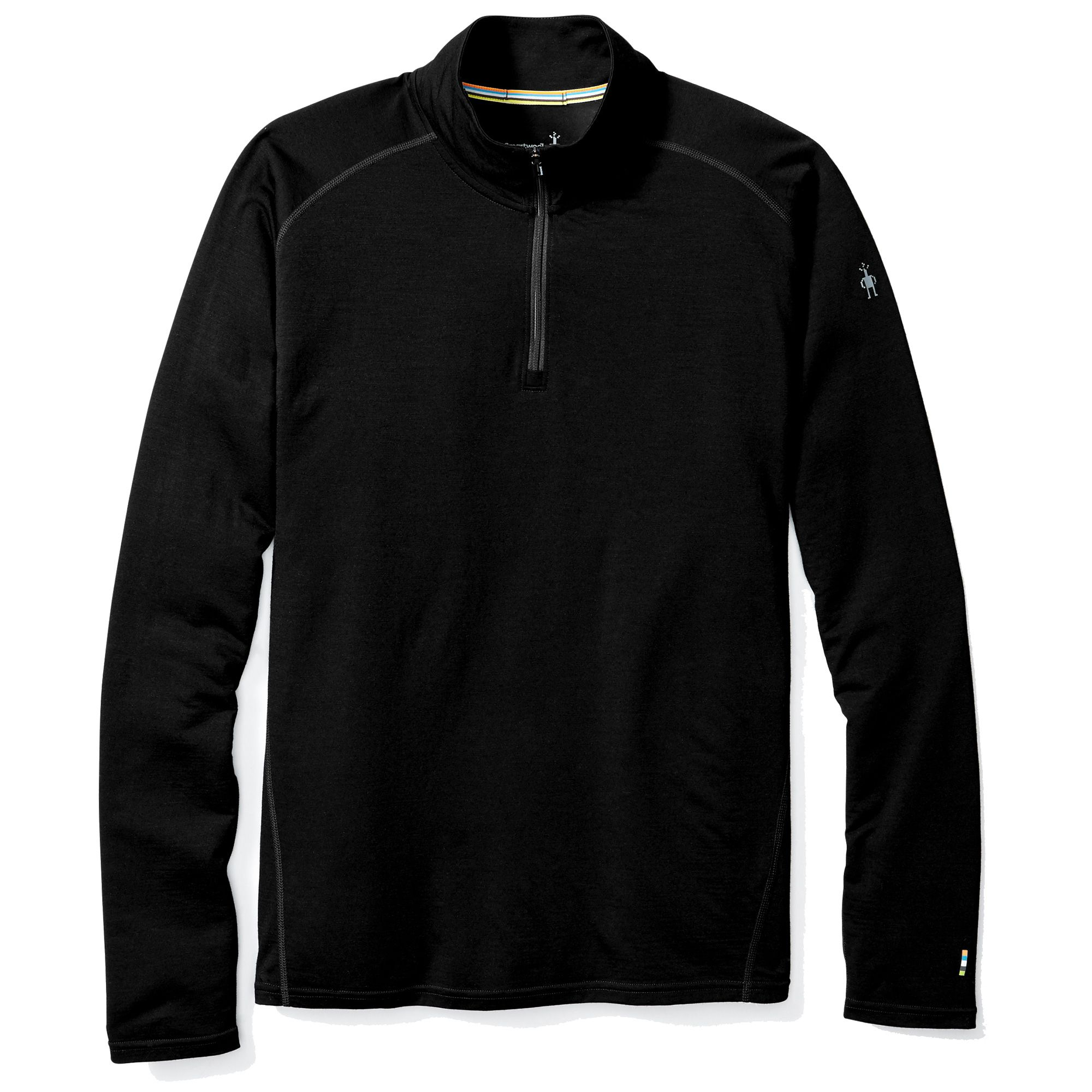 Vêtement de base à demi-glissière Merino 150 pour hommes
