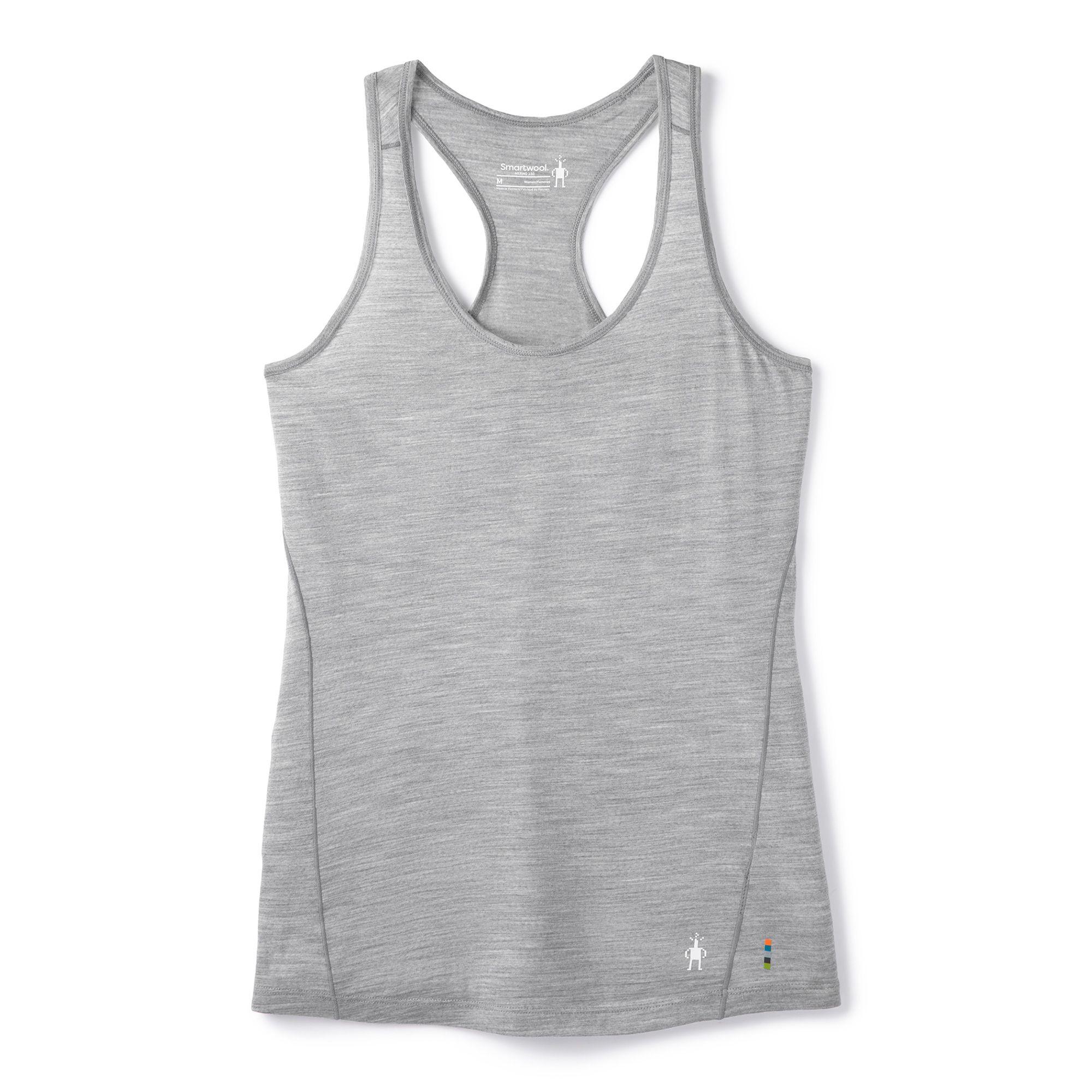 Vêtement de base sans manches Merino150 pour femmes