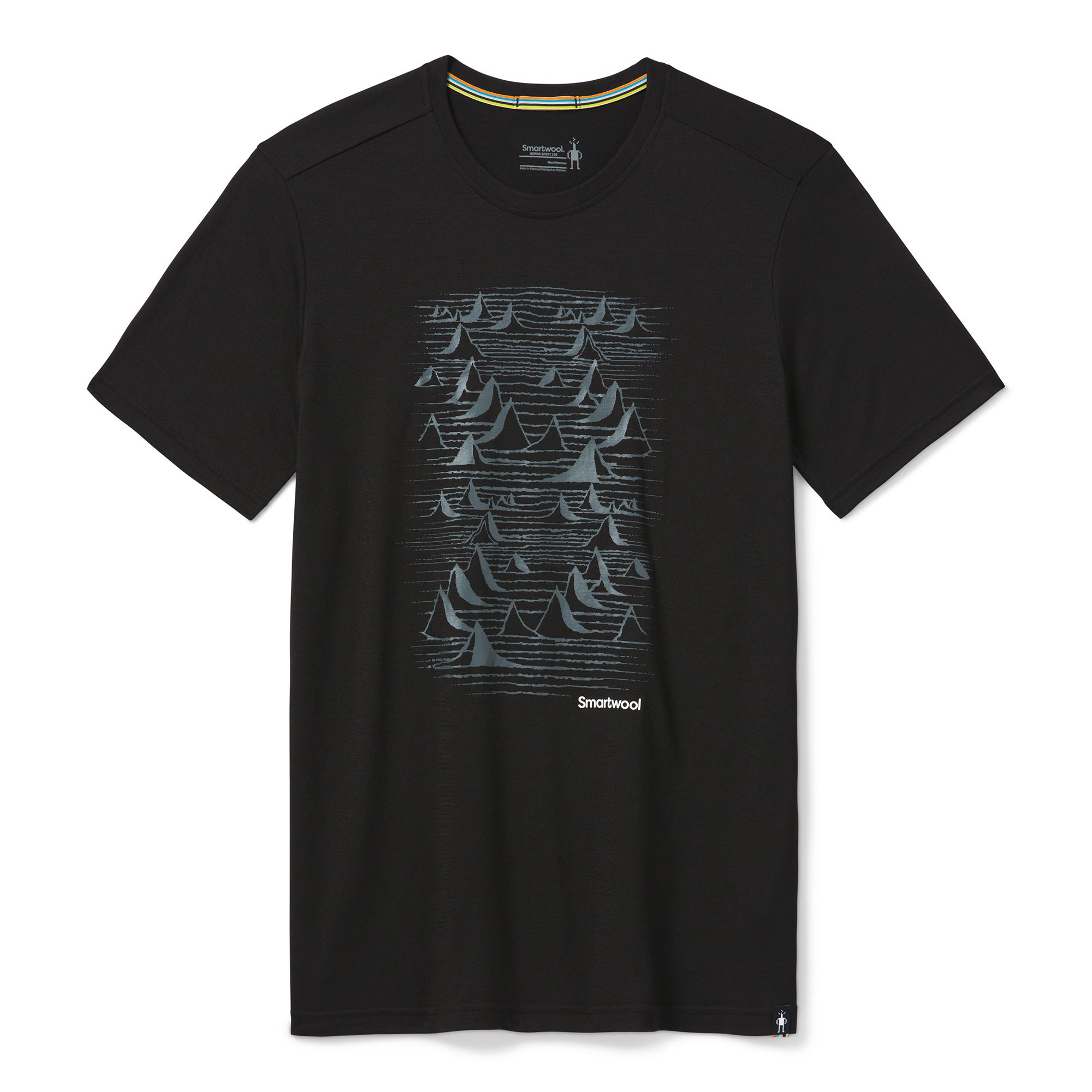 T-shirt Merino Sport 150 Bryan Iguchi Mountains pour hommes