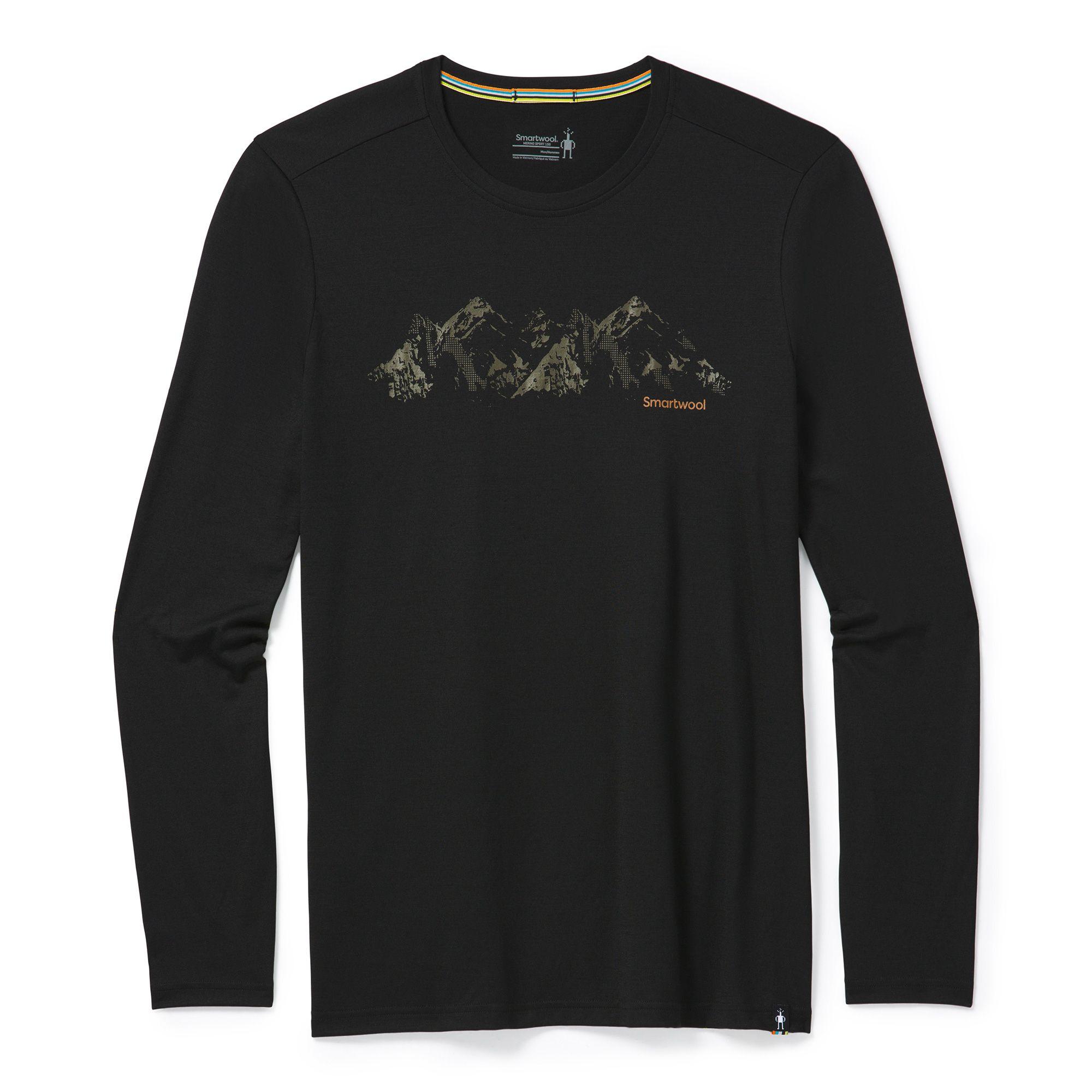 T-shirt Merino Sport 150 Upper Slopes pour hommes