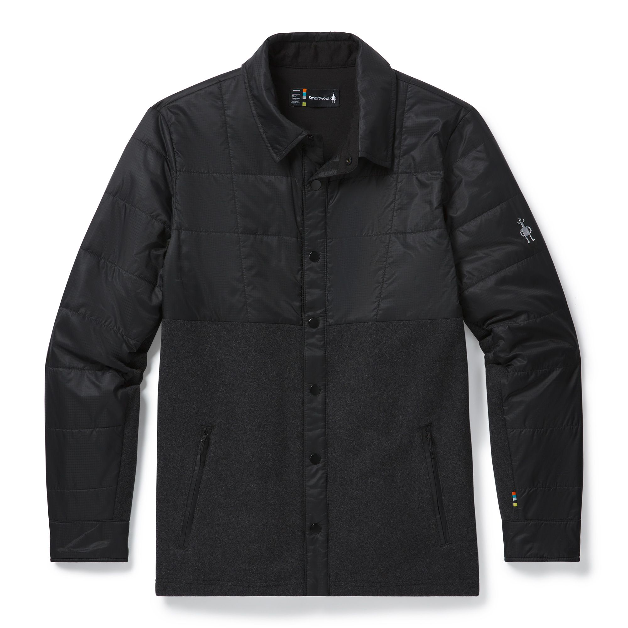 Men's Smartloft Anchor Line Shirt Jacket
